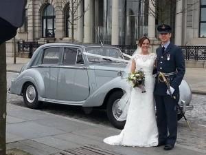 1954 Bentley Wedding Car (2)
