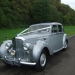 1954 Bentley Wedding Car (3)