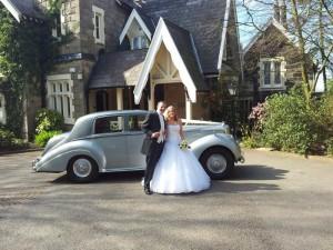 1954 Bentley Wedding Car