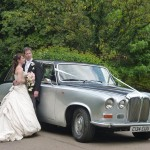 Daimler Wedding Car (11)