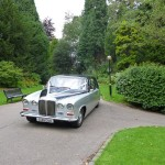 Daimler Wedding Car (12)