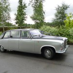 Daimler Wedding Car (13)