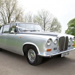 Daimler Wedding Car (3)