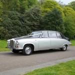 Daimler Wedding Car (4)