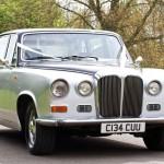Daimler Wedding Car (6)
