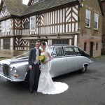 Daimler Wedding Car (7)