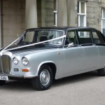 Daimler Wedding Car (8)