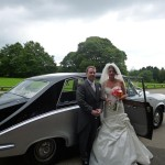 Daimler Wedding Car (9)