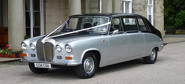Daimler Wedding Car Hire