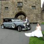 Dureau Convertable Wedding Car