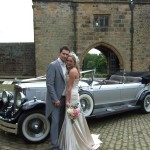 Dureau Convertable Wedding Car (3)