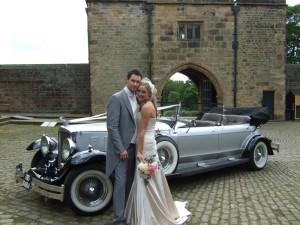 Dureau Convertable Wedding Car (3)
