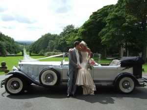 wedding cars wilmslow