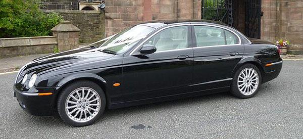 Jaguar-S-Type Wedding Car Hire