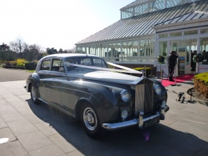 Rolls Royce wedding cars north west