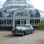 Rolls Royce Silver Cloud Wedding Car (10)
