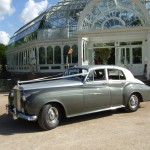 Rolls Royce Silver Cloud Wedding Car (11)
