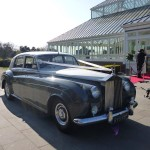 Rolls Royce Silver Cloud Wedding Car (12)