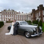 Rolls Royce Silver Cloud Wedding Car (14)