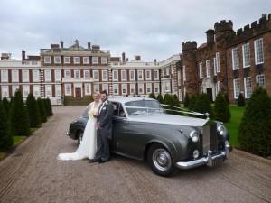 Rolls Royce Silver Cloud Wedding Car (14)