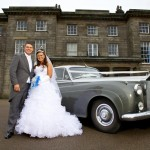 Rolls Royce Silver Cloud Wedding Car (2)