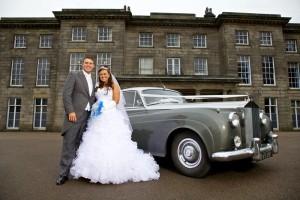 wedding car hire preston
