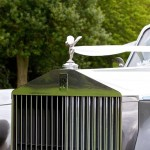 Rolls Royce Silver Cloud Wedding Car (7)