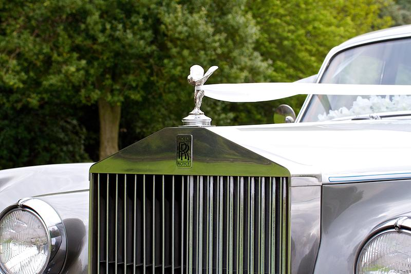 Rolls Royce Silver Cloud Wedding Car hire in wigan