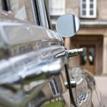 Rolls Royce Silver Cloud Wedding Car (8)