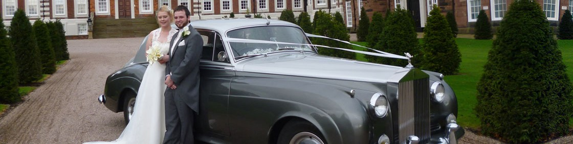 Rolls-Royce Silver Cloud Wedding Car