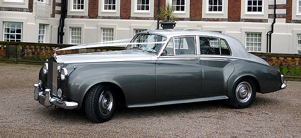 Rolls-Royce-silver-cloud-Wedding-Cars-leyland