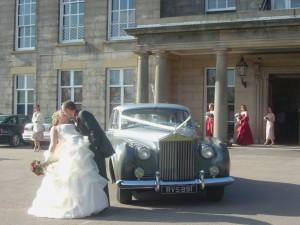 elegance wedding car hire haigh hall