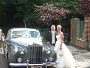 rolls royce wedding car1