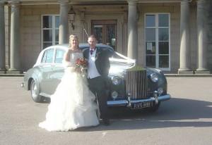 rolls royce wedding car3