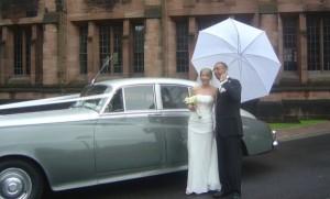 rolls royce wedding car4