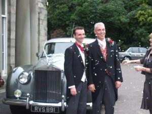 rolls royce wedding car5