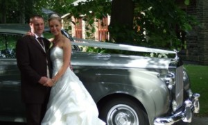 rolls royce wedding car6
