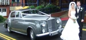 rolls royce wedding car7