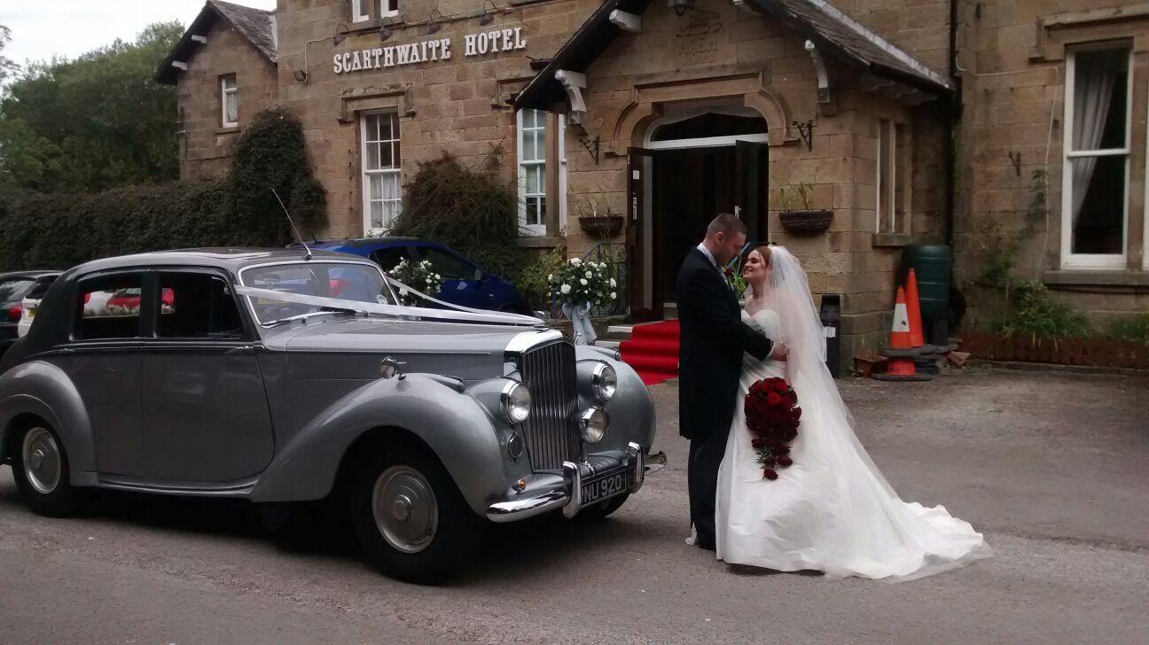 Len bentley wedding