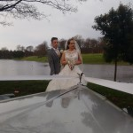 Rolls Royce Silver Cloud wedding car liverpool