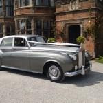 Wedding car Thornton Manor