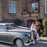 rolls royce wedding car wirral